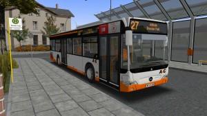 MB/Evobus O 530 Facelift 2-Türer