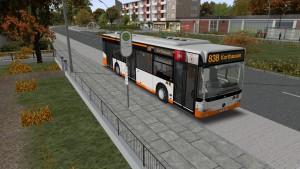 MB/Evobus O 530 Facelift 3-Türer