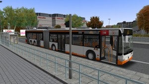"MB/Evobus O 530 GL Facelift ""Capacity"""